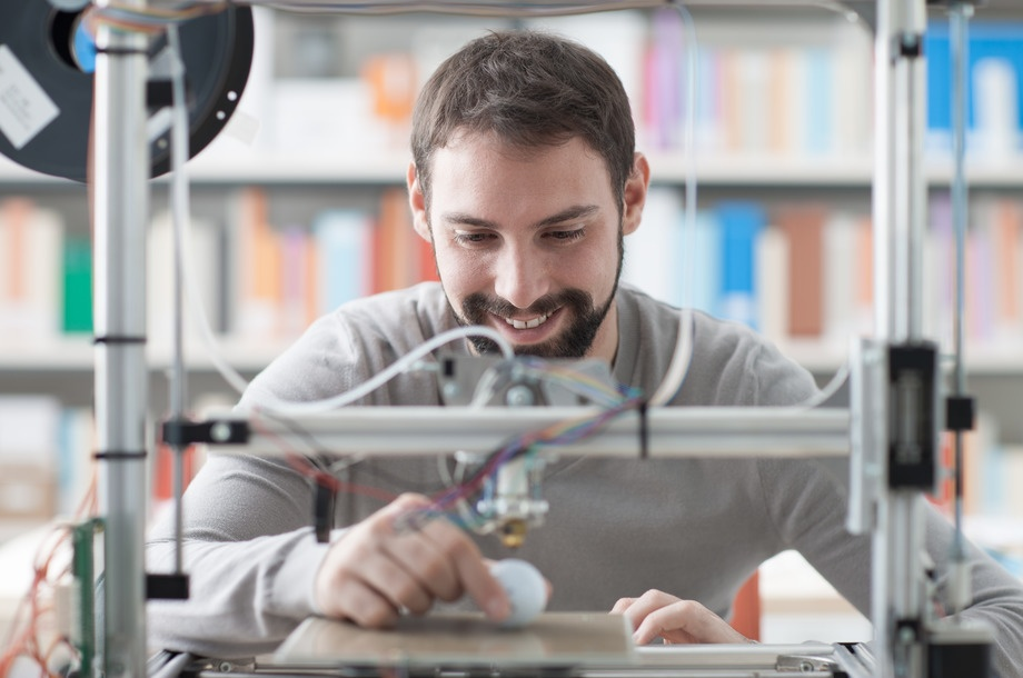 3D printing in the laboratory