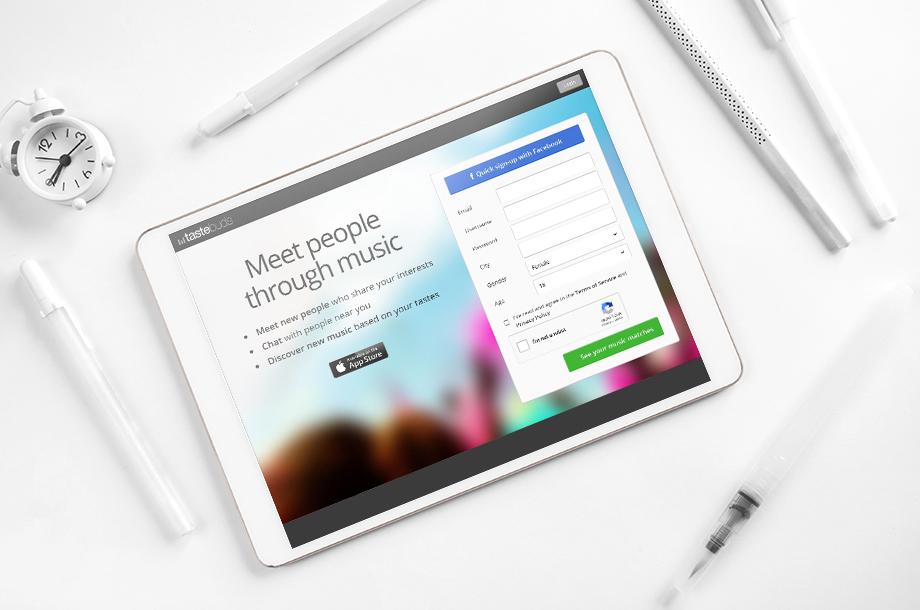 Tastebuds App Image