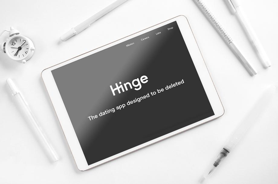 Hinge App Image